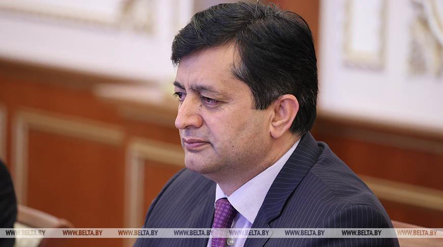 Андрейченко встретился с послом Пакистана