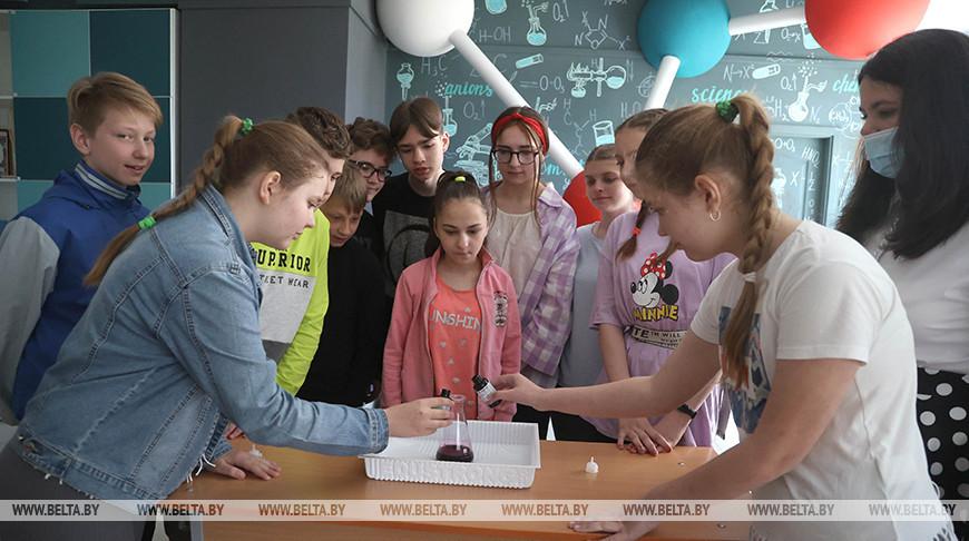 Школьные оздоровительные лагеря открываются в Могилеве