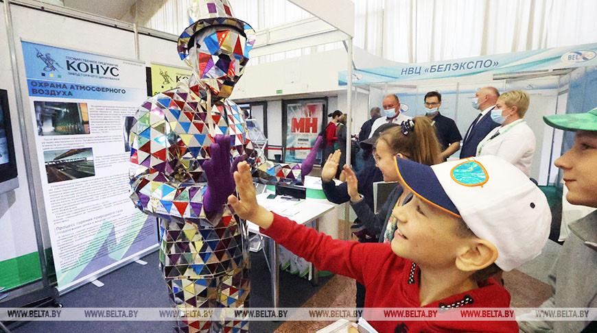 Выставка-форум Ecology Expo-2021 открылась в Минске