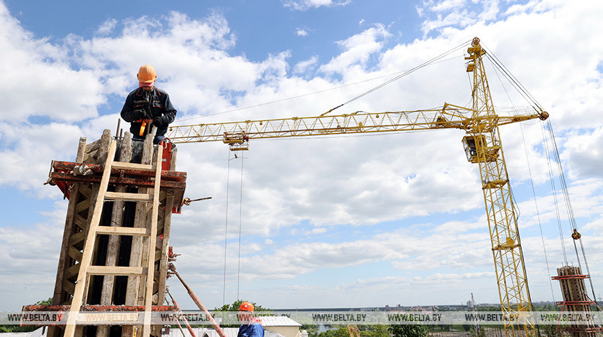В Гомельской больнице скорой помощи идет строительство нового корпуса