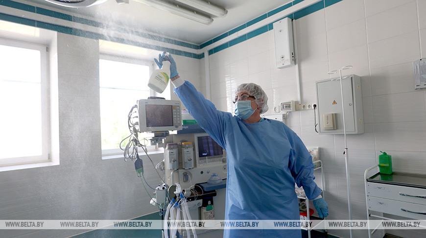 1-я клиническая больница Минска возвращается к обычному режиму работы