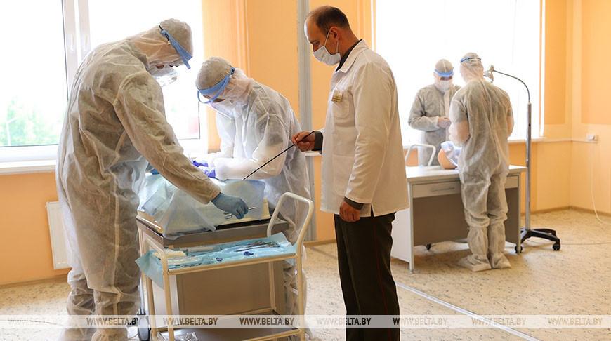 Военно-медицинский институт открылся в БГМУ
