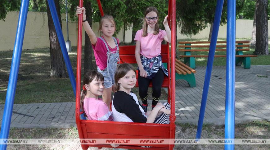 """Детский лагерь """"Щатково"""" работает в Бобруйском районе"""