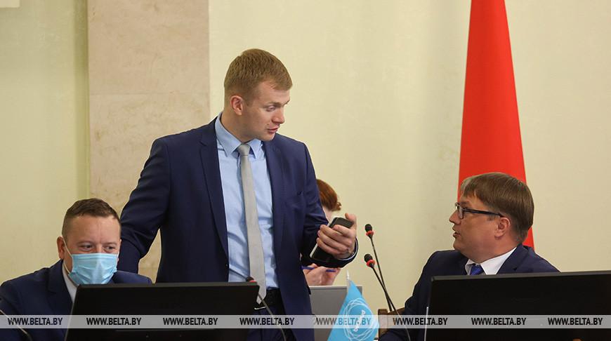 Семинар о цифровизации государственных органов и организаций прошел в Витебске