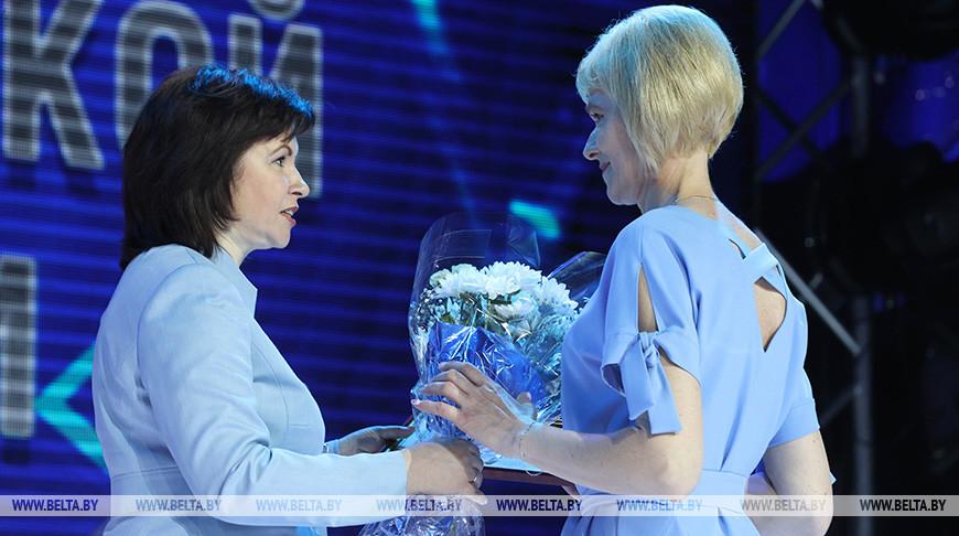 Торжественное мероприятие в честь Дня работников легкой промышленности прошло в Минске