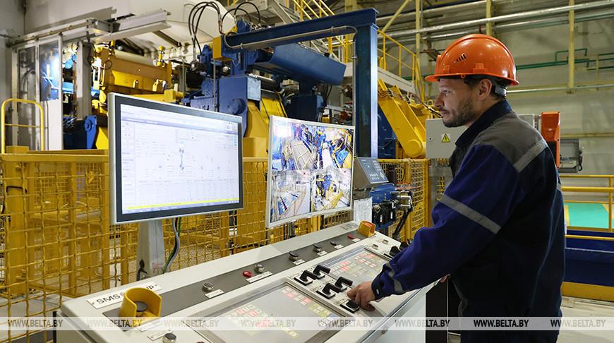Миорский металлопрокатный завод начал поставку белой жести предприятиям