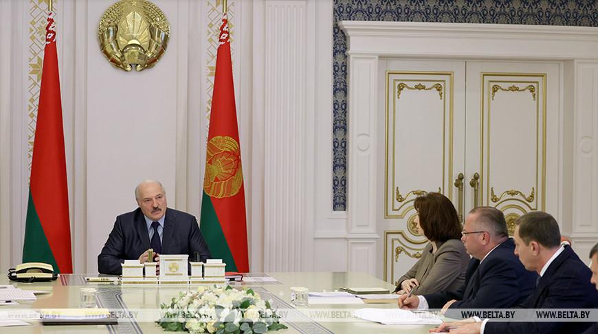 У Лукашенко обсудили изменения в Гражданский кодекс