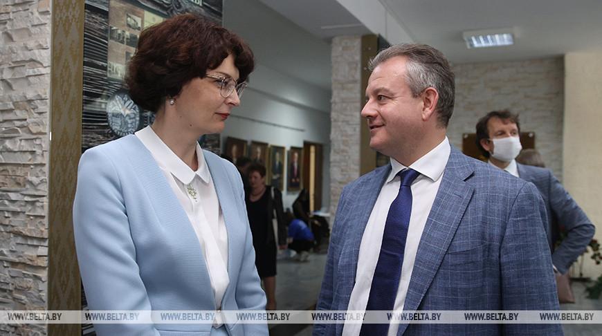 Совет ректоров вузов прошел в Гродно