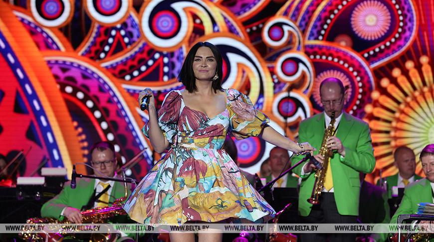 Национальный фестиваль белорусской песни и поэзии прошел в Молодечно