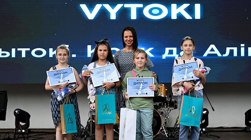 """Фестиваль """"Вытокі"""" прошел в Кобрине"""