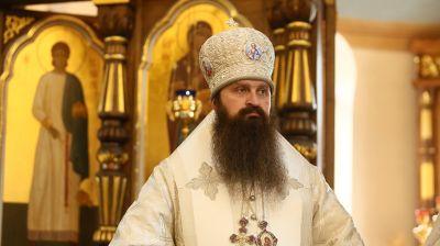 Епископ Антоний представлен духовенству и прихожанам Гродненской епархии