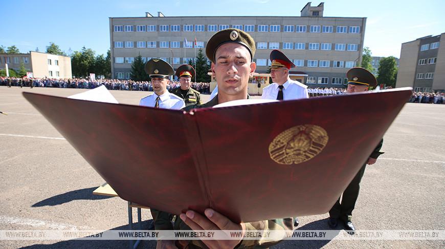 470 военнослужащих приняли присягу в Гродно