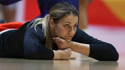 Женская сборная Беларуси по баскетболу провела первую тренировку в Валенсии