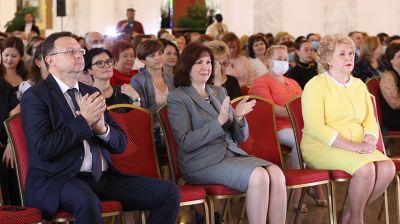 Более 120 медиков Минска удостоены заслуженных наград и благодарностей