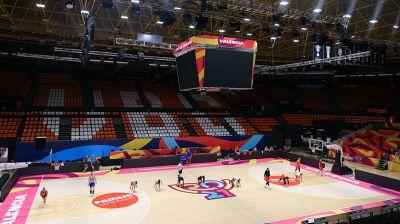 Белорусские баскетболистки готовятся к старту на чемпионате Европы
