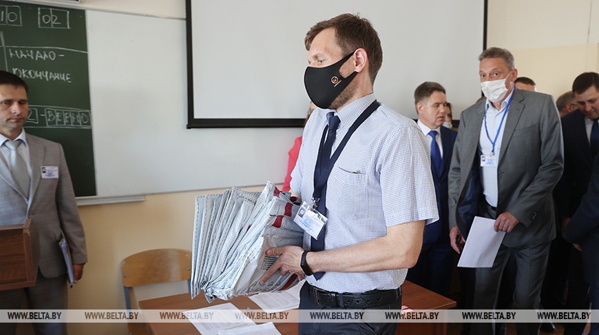 В Беларуси проходит ЦТ по белорусскому языку