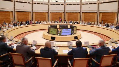 Шестое заседание Конституционной комиссии проходит в Минске