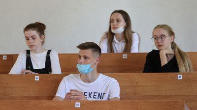 Централизованное тестирование состоялось в Витебске