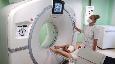 Новый компьютерный томограф появился в Витебске