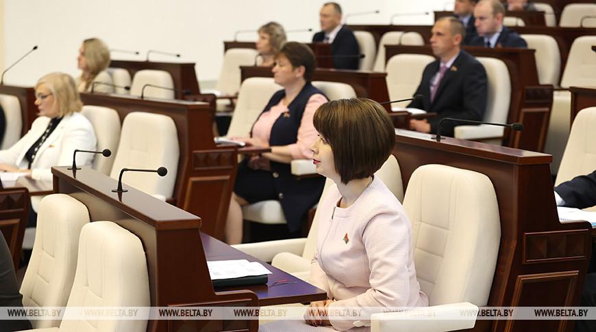 Депутаты утвердили отчет об исполнении бюджета фонда соцзащиты населения за 2020 год