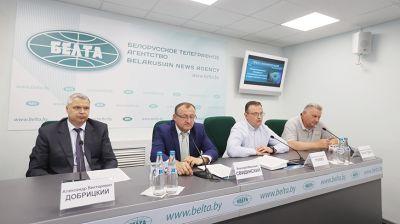 Пресс-конференция о борьбе с инвазивными растениями прошла БЕЛТА