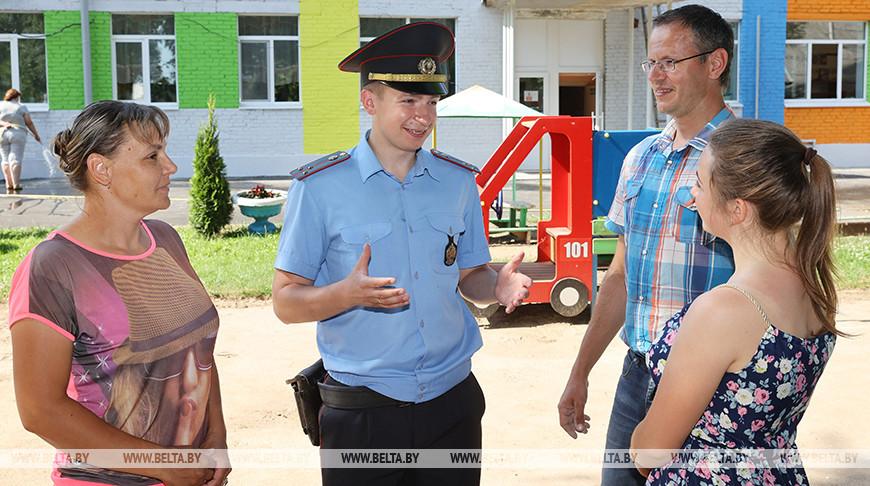 Павел Трофимов - лучший участковый страны