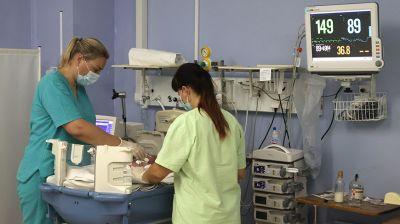 Во время отключения электроэнергии больницы Могилевской области продолжали оказывать помощь пациентам