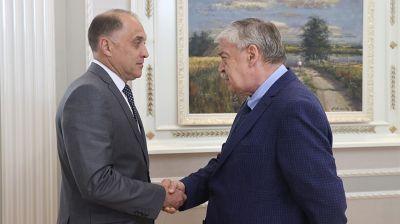 Вольфович встретился с послом России