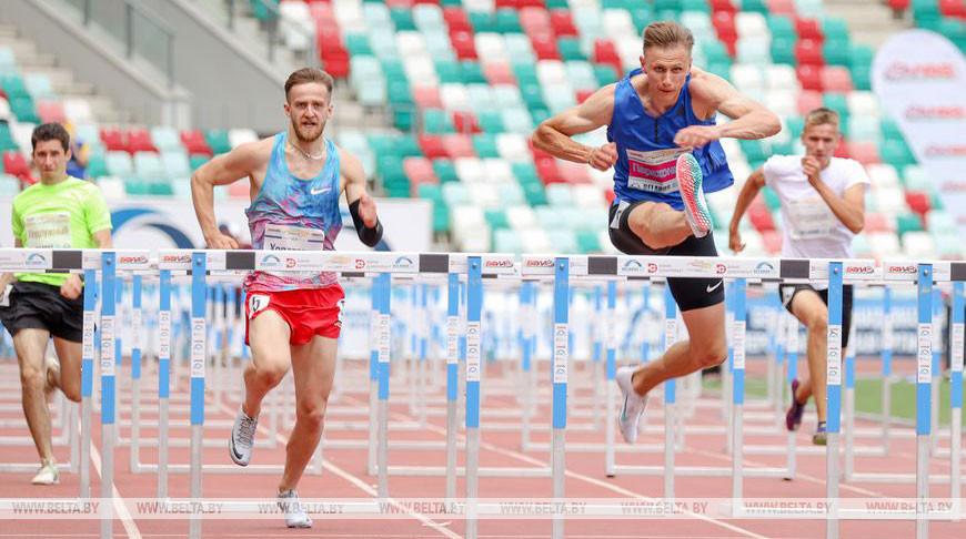 Открытый чемпионат Беларуси по легкой атлетике в Минске