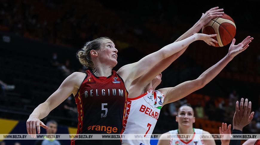 Белорусские баскетболистки заняли 4-е место на чемпионате Европы