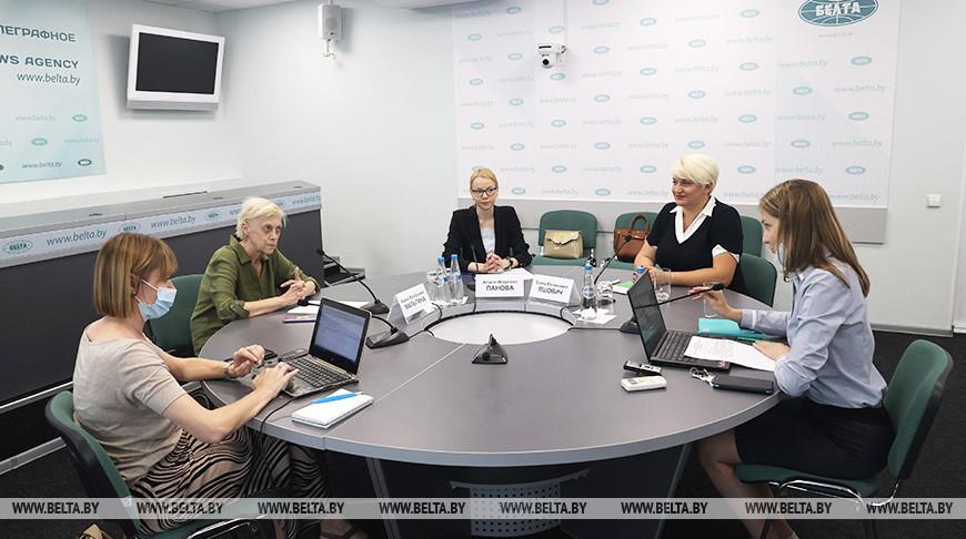 Развитие малого и среднего предпринимательства в Минской области обсудили в пресс-центре БЕЛТА