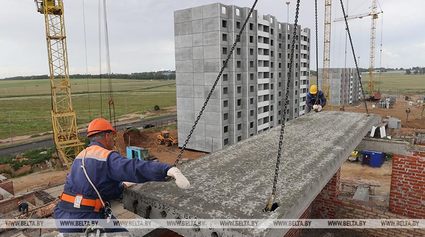 В Мозыре в этом году планируется возвести 70 тыс. кв.м жилья