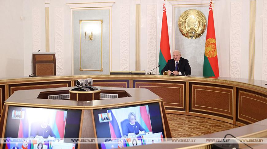Лукашенко предложил разработать стратегию интеграции Союзного государства до 2030 года