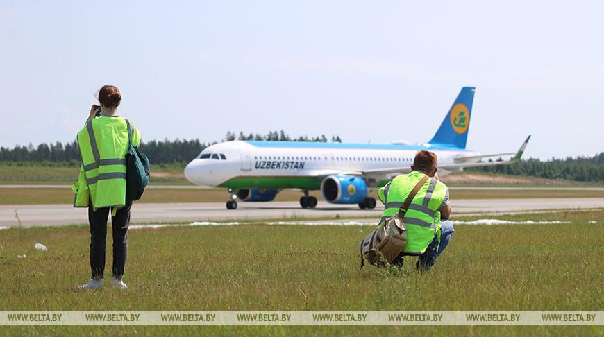 Споттинг-сессия прошла в Национальном аэропорту