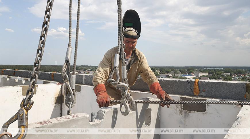 Строительство жилья в Калинковичах