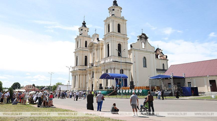 Будславский фест проходит в Мядельском районе