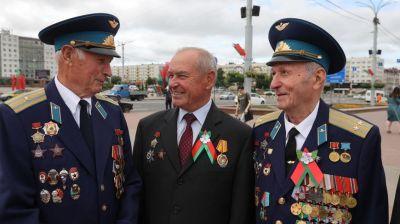 Торжества, посвященные Дню Независимости, проходят в Витебске