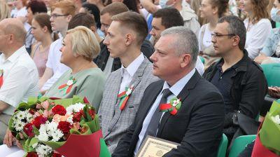 """Почетного звания """"Человек года"""" в Гомельской области удостоены семь жителей региона"""