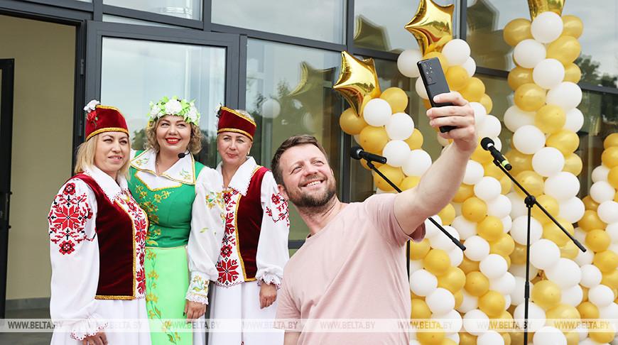 Добрушский районный Дворец культуры открыли после капремонта