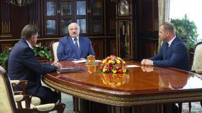 Лукашенко назначил Валерия Иванова управляющим делами Президента Беларуси