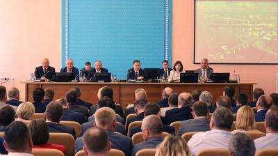 Выездное заседание Президиума Совета Министров прошло в Орше
