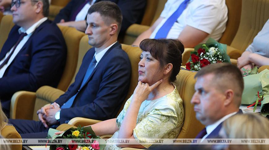 Торжественное собрание в честь Дня работников налоговых органов прошло в Минске