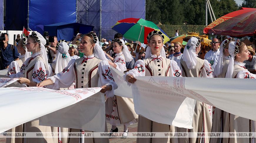 Петришенко: ежегодно праздник в Александрии добавляет новые творческие формы и форматы