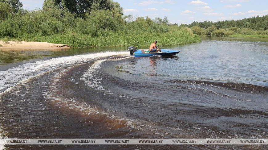 Водный туризм на Полесье