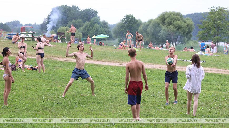 До +36°С ожидается 14 июля в Беларуси