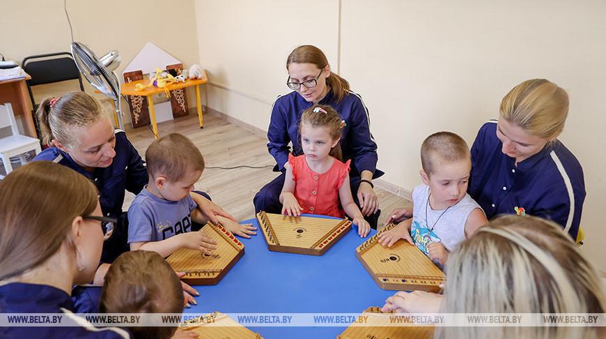Центр прикладного анализа поведения помогает детям с расстройствами аутистического спектра