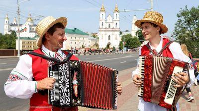 Витебск фестивальный