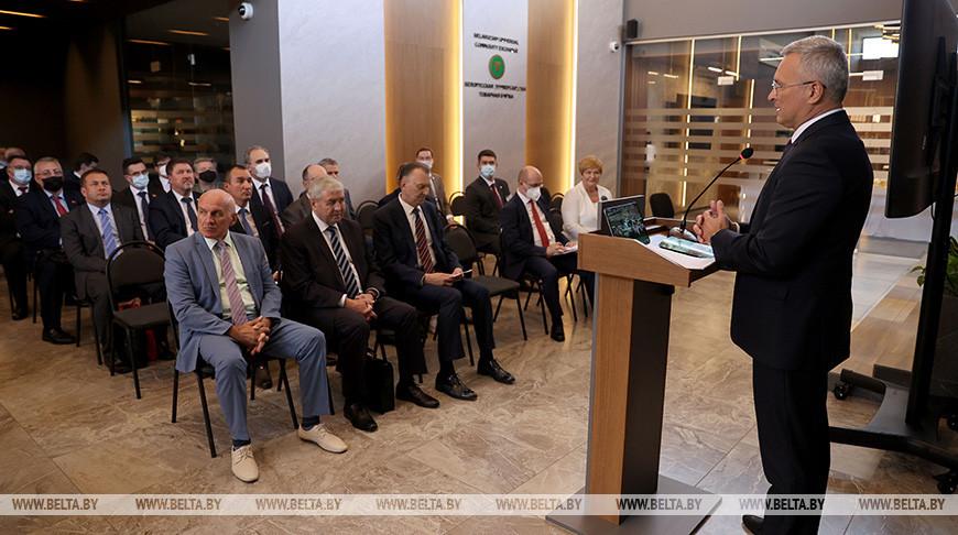 Руководители дипломатических представительств посетили Белорусскую универсальную товарную биржу