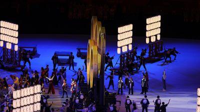 В Токио началась церемония открытия Олимпийских игр