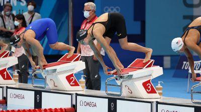 Анастасия Шкурдай пробилась в полуфинал заплыва на 100 м баттерфляем на Играх в Токио